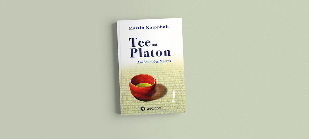 Tee mit Platon Buch Cover